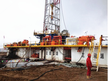 ZJ50 Oil and Gas Drilling System